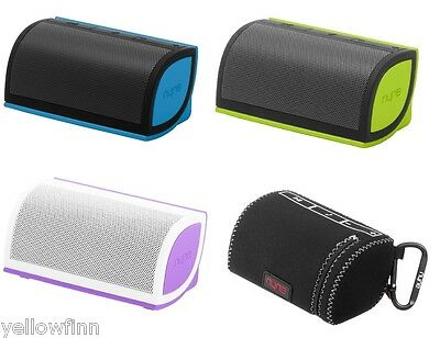 Nyne Mini Speaker Bluetooth Portable Wireless MP3 iPhone iPad Tablet Rechargable
