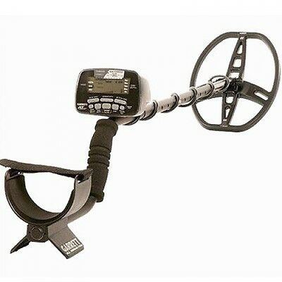 Garrett AT PRO Waterproof Metal detector with Headphones, Coil Cover Cap & Pouch