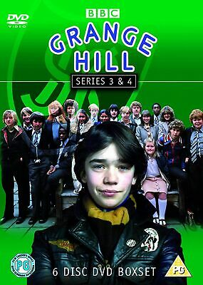 Grange Hill: Series 3 and 4 (Box Set) [DVD]