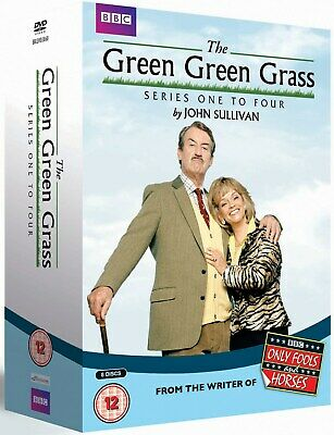 The Green Green Grass: Series 1-4 (Box Set) [DVD]