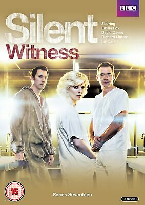Silent Witness: Series 17 [DVD]