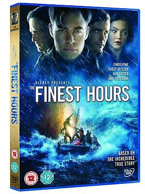 The Finest Hours [DVD]