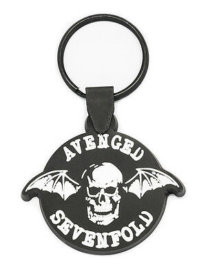 AVENGED SEVENFOLD Keychain Keyring Key Chain Key Ring