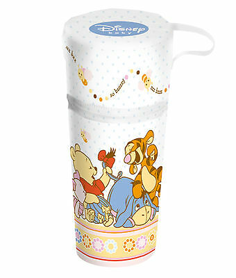 Warmhaltebox Disney Winnie Pooh weiß Thermobox Flaschenwärmer Isoliertasche