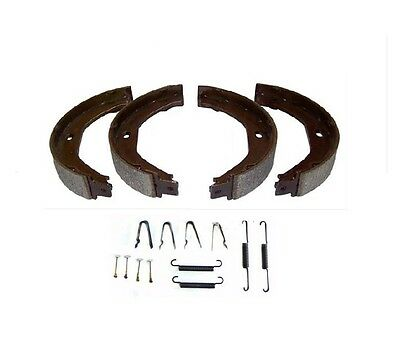Hand Brake Shoes With Fitting Kit - Jeep Grand Cherokee Wj Wg 1999-2004