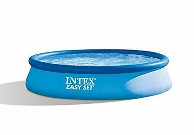 "INTEX 13ft x 33"" Easy Set Swimming Paddling Pool without pump #28143"