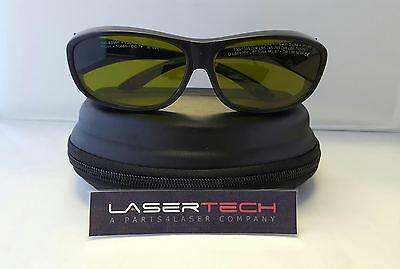CUTERA COOLGLIDE YAG LASER SAFETY GLASSES 755/1064nm