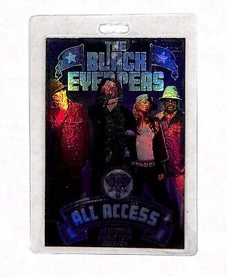 The Black Eyed Peas ALL ACCESS PASS from Elephunk World Tour Fergie & Will I Am