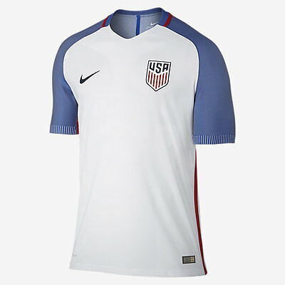 6421a97aa Nike Usa Vapor Match Authentic Home Jersey Copa America 2016 Players  Version.