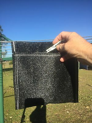 Clothes peg bag for washing line