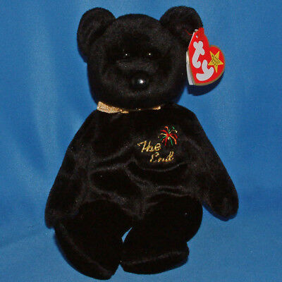 Ty Beanie Baby The end - MWMT (Bear 1999)