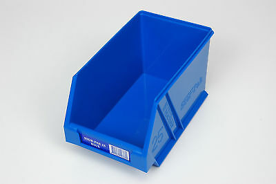Fischer Plastic Products Stor Pak Size 25 Plastic Storage Box 1H-062