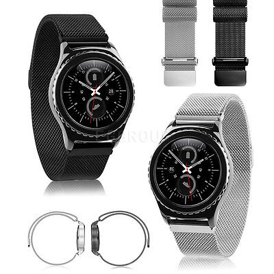 Milanese Magnetic Loop Stainless Steel Wath Band Strap For Huawei Smart Watch W1