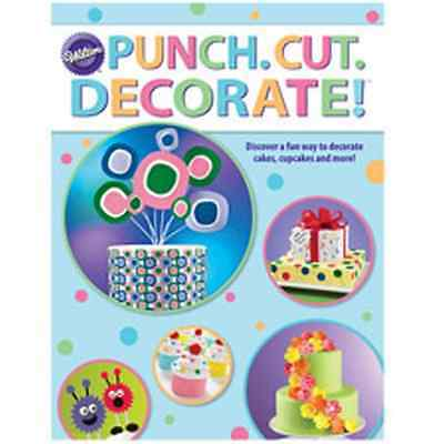 New Wilton Punch, Cut And Decorate Book (1)