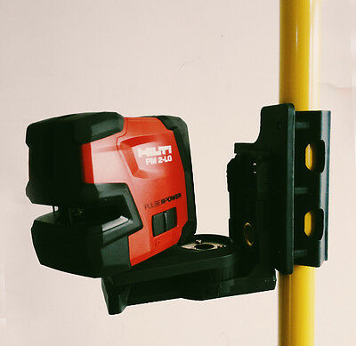 Hilti laser level PM 2-LG  Green laser line Included three-piece bracket