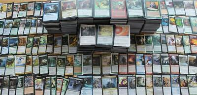 500 Magic the Gathering MTG Karten Premium-SET mit 30 R / 20 Foils + 100 Hüllen
