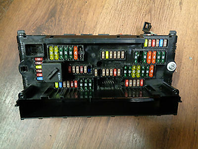 bmw 5 series f10 f11 power distribution fuse box 9252815. Black Bedroom Furniture Sets. Home Design Ideas