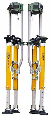 "Sur Pro Double Sided Quad Lock Stilts 24-40"" Magnesium"