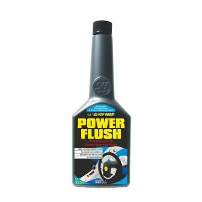 2 Silverhook Automatic Transmission & Power Steering Flush 325ml Clears Sludge..