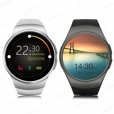 Waterproof Bluetooth Smart Watch SIM GSM Mate Phone For Android iPhone Samsung