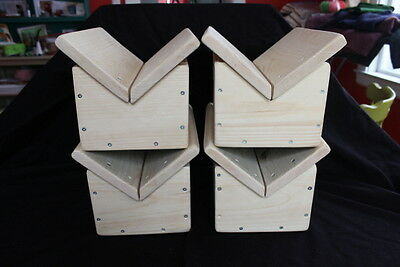 Artist's Book Binding Punching Cradle - SMALL