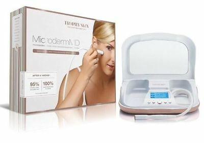 Microderm MD - By Trophy Skin Home Microdermabrasion Machine *Rrp £229.99*