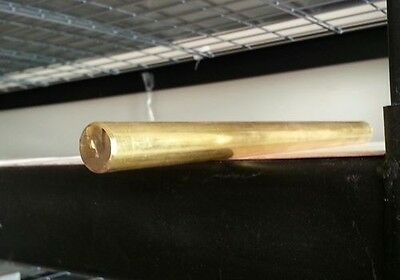 1.00 1'' Brass Round Bar Rod C360 x 6''