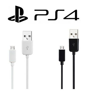 Charging Cable USB Cord for PlayStation 4 slim PS4 Dualshock 4 Controller