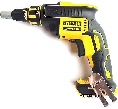 New Dewalt DCF620 20V Max Cordless Battery Drywall Screw Drill 20 Volt Screwgun