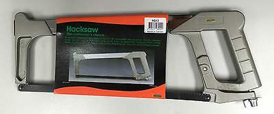 "Hacksaw High Tension Hand tool Metal Saw 12"" 300mm Heavy Duty adjustable **NEW**"