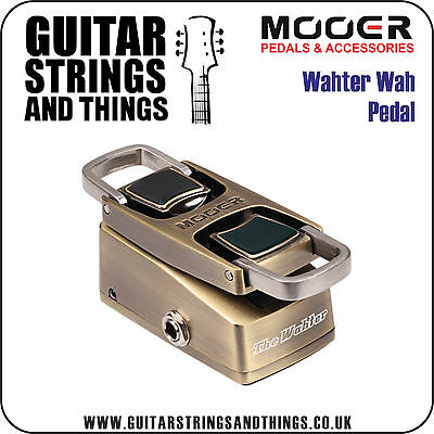 Mooer MWW Wahter Wah Pedal