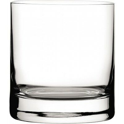 Rocks Crystal Tumbler - 10oz 290ml (Box 6) Beer Water Glass Glasses Whiskey