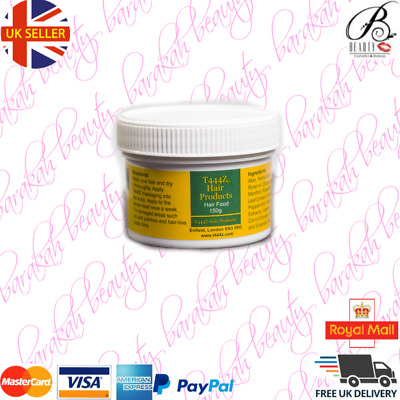 T444Z Hair Food for Hair Growth 150g