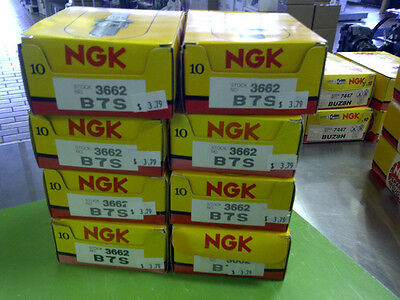 Pack Of 10 New Ngk Spark Plug B7S