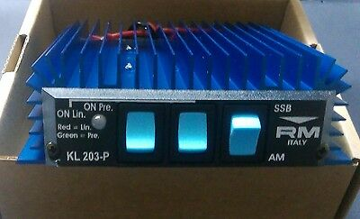 Amplificatore Lineare - Linear Amplifier RM KL 203P