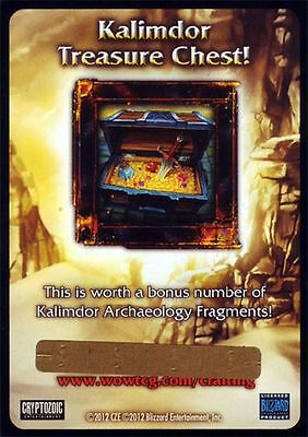Kalimdor Treasure Chest!  - Tomb of Forgotten LOOT - World of Warcraft WOW
