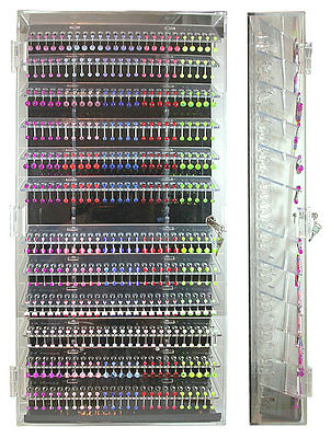 24� Wall Mounted Body Jewelry Display- Display Only