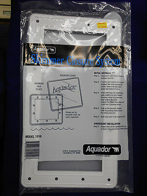 Aquador Skimmer Closure System for Widemouth skimmers #1010