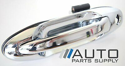 100 or 105 Series Toyota Landcruiser Door Handle LH Front Chrome Outer 1998-2007
