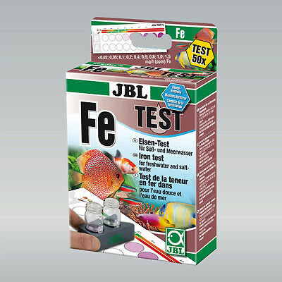 JBL Eisen Test-Set Fe