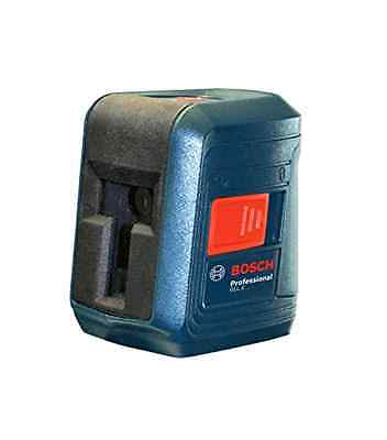 New Bosch GLL 2 Self-Leveling Cross-Line Laser Level with Mount