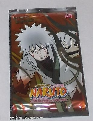 Carte Carddass Naruto shippuden Booster Lineage of the Legends ref01