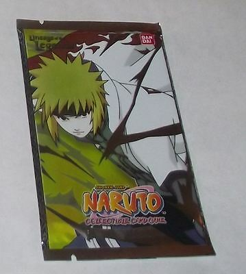 Carte Carddass Naruto shippuden Booster Lineage of the Legends ref02