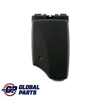 BMW 1 SERIES E81 E87 Centre Console Arm Rest Armrest Black With Rear Trim Cover
