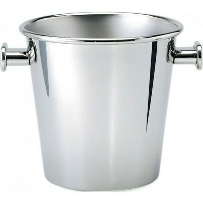 Alessi 2 Bottle Wine Cooler Ice Bucket 5052 by Ettore Sottsass