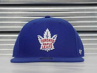 Official Toronto Maple Leafs '47 Brand Fitted 7 1/4 Cap