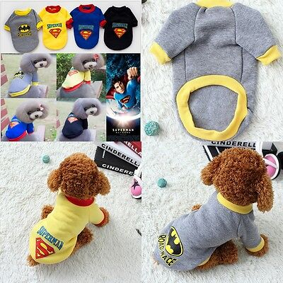 Fahion Pet Clothes Dog Cat Puppy Warm Sweater Dress Coat Costume Hoodie Apparel