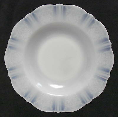 Macbeth Evans Glass American Sweetheart Monax Soup Bowl 9 1/2 Rimmed