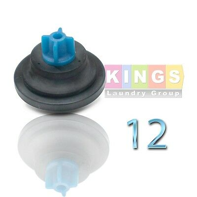 12pcs Diaphragm for Wascomat,Huebsch,Speed Queen,Unimac
