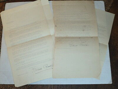 WALLACE GOULD - 4 LETTERS, 3 SIGNED - Modernist Poet admired by W.C. Williams
